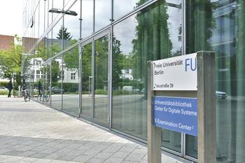 E-Examination Center²: Außenansicht