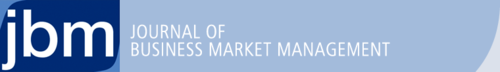 Journal of Business Market Management
