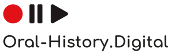 Oral-History.Digital Projektlogo